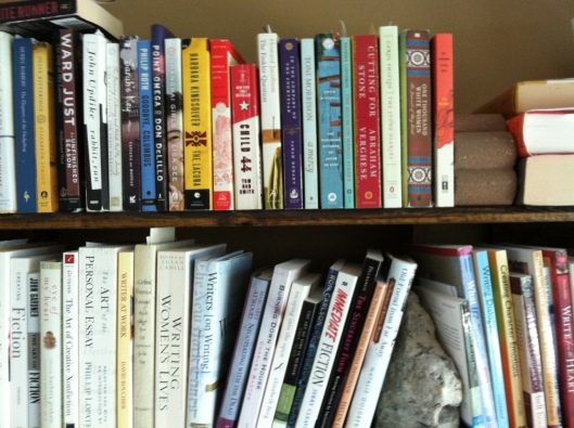 Book club and writing craft reads...