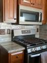 Slate gray appliances